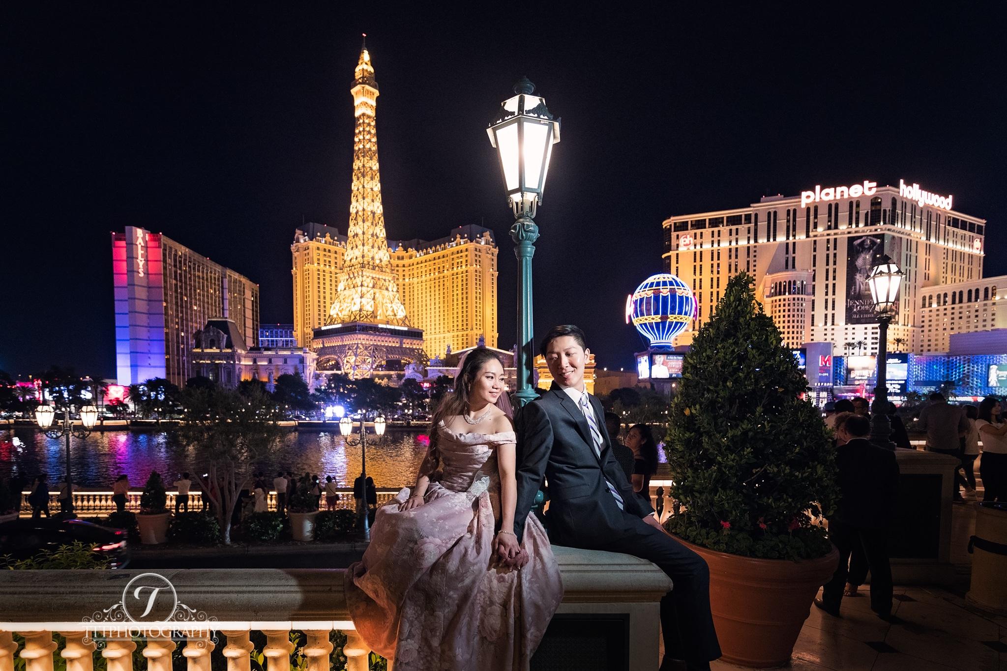 Grand Canyon And Las Vegas Wedding Tttphotography Los
