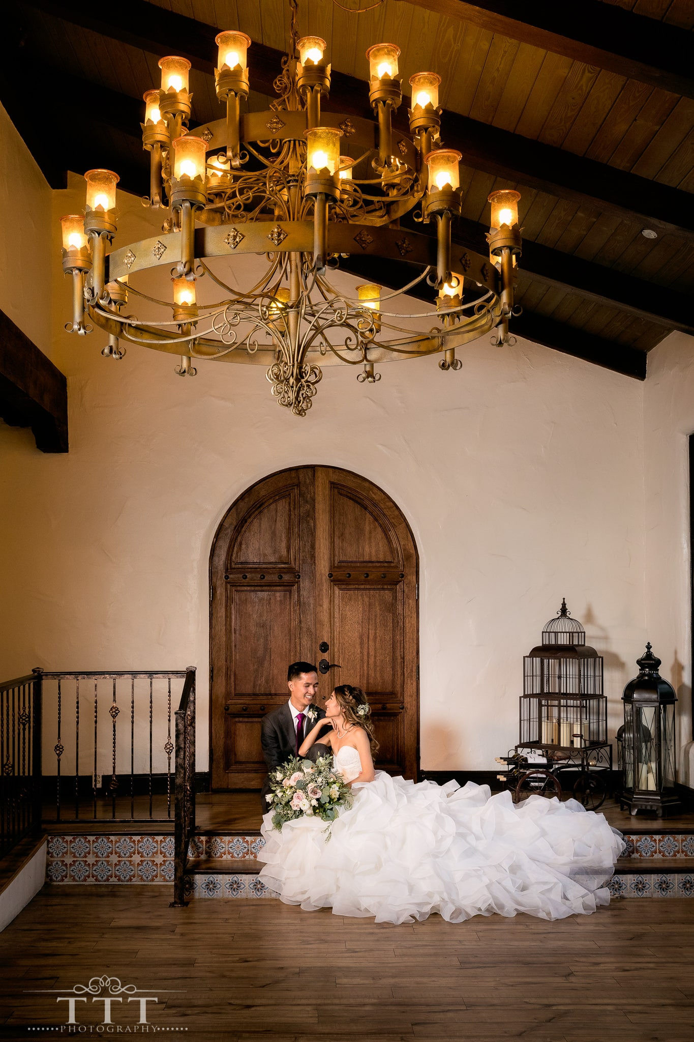 Mary Ann Looked So Lovely In Her Ed Strapless Bridal Gown With Ruffled Skirt She Wore A Sheer Veil And Was Poetry Motion As Posed For Me